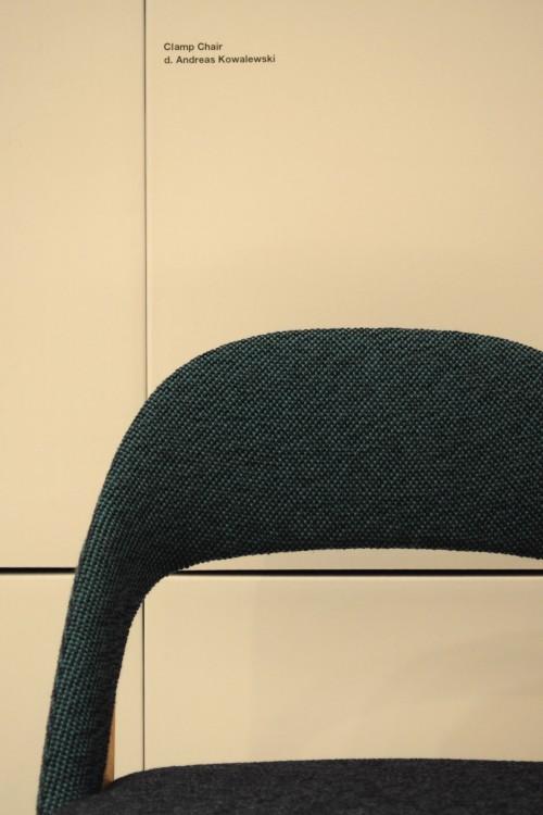 カイさんの椅子